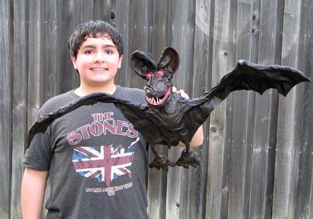 andrews paper mache bat1
