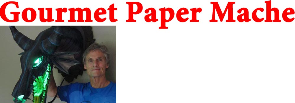 Gourmet Paper Mache