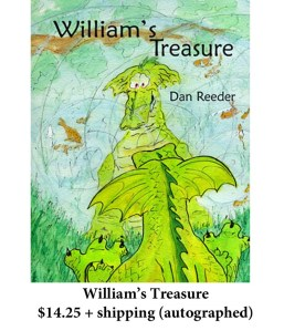 William's Treasure book