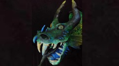 maria's paper mache dragon trophy featured image