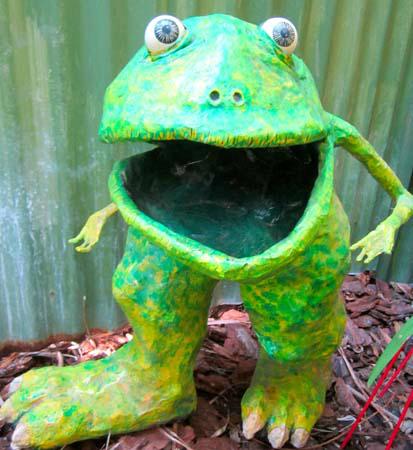 Glenn Terry's green monster