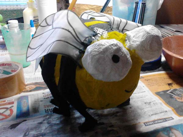 joaquim's paper mache bug