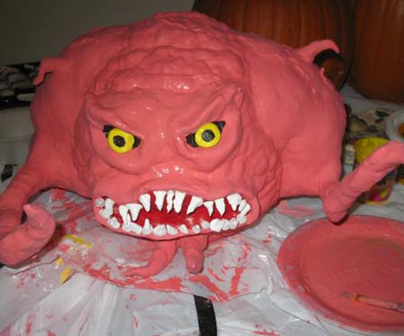 justin bonnie Krang made out of gord