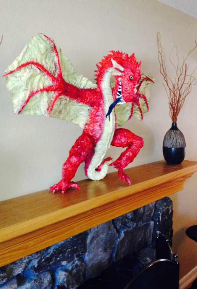 sharyn evanich's red dragon 2
