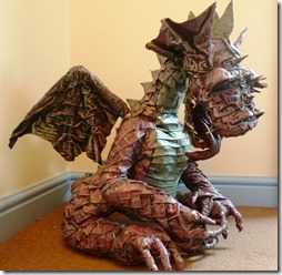 mark and sues paper mache monsters 4