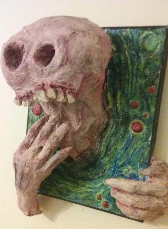 Jonathan Gunter's paper mache abomination2