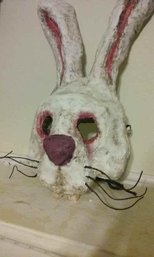 Jonathan Gunter's paper mache abomination3