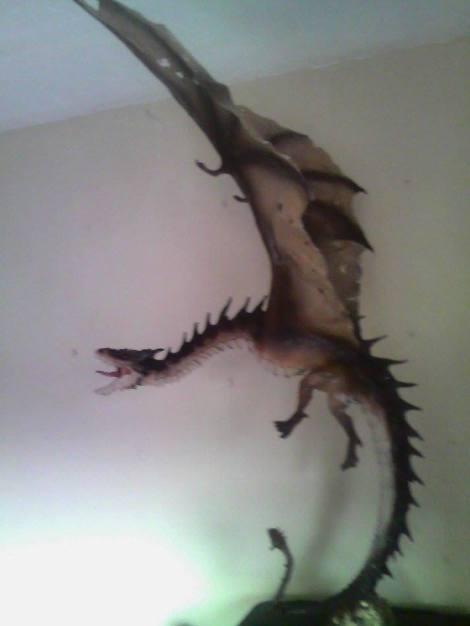 Yohan A. Gonzalez's dragon