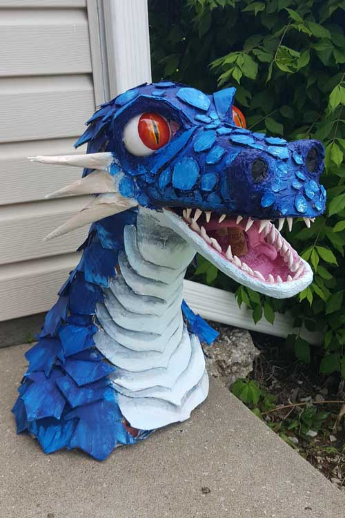 Kaitlyn Jordan's dragon