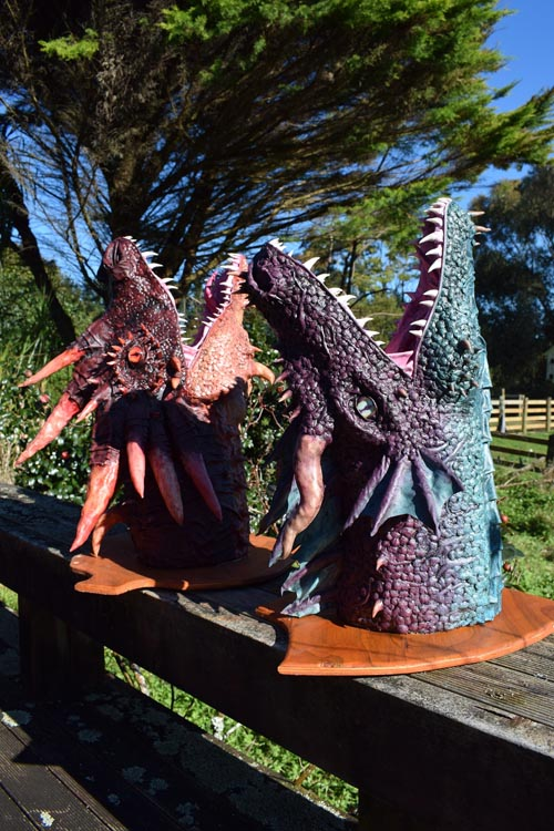 chelsea's dragons