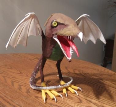 Ed's small dragon
