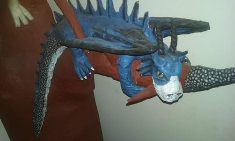 Steven Lewis' Dragon