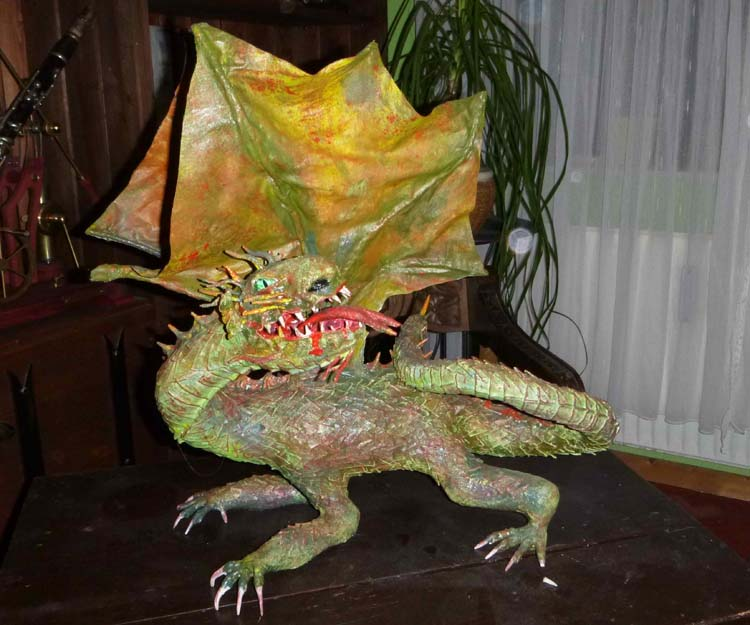 Jochen Oberhage's dragon