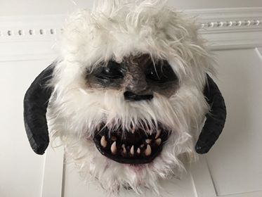Marjorie Sarrazin's Wampa from Star Wars