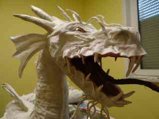 beate's dragon Long-close up