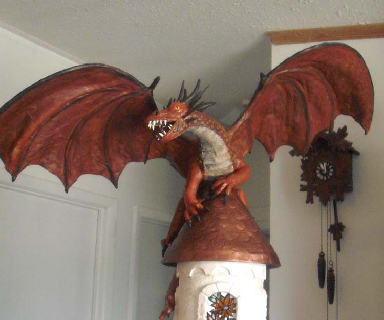 belinda hammond dragon