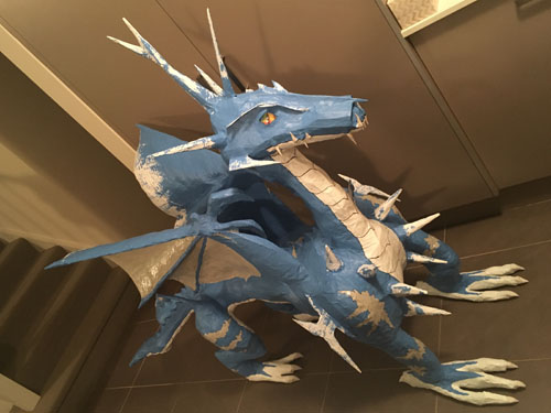 Craig's Ice Dragon