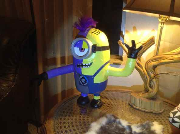 Duane Berry halfhalf_minion