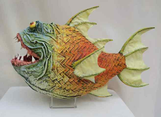 Jeanne Greenleaf Lebow DragonFish 2a
