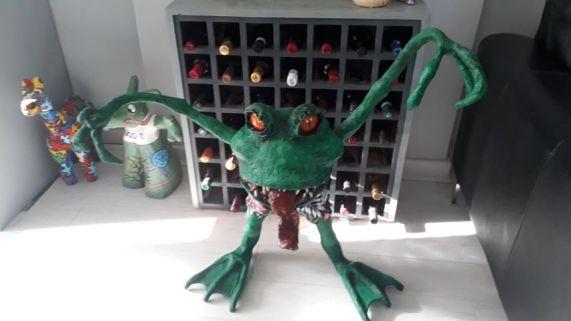 Steve Marriott's Vampire Frog