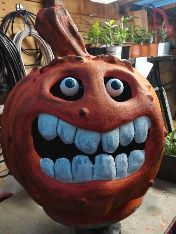 Uwe Morgenstern's pumpkin