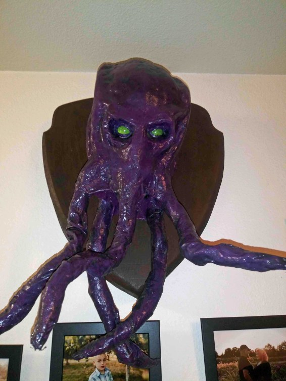 Matthew Pickel mindflayer also known as a Illithid