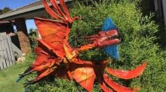 Leonopteryx-Mitchell the creator