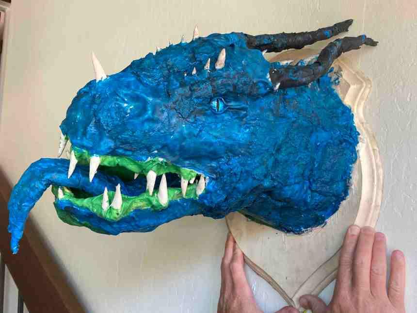 andrews new dragon