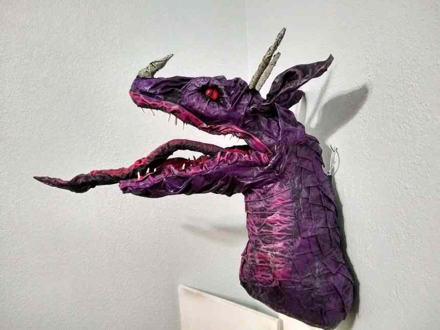 Heather Murphy Amethyst Dragon