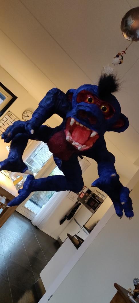 Eric van Vugt's monster