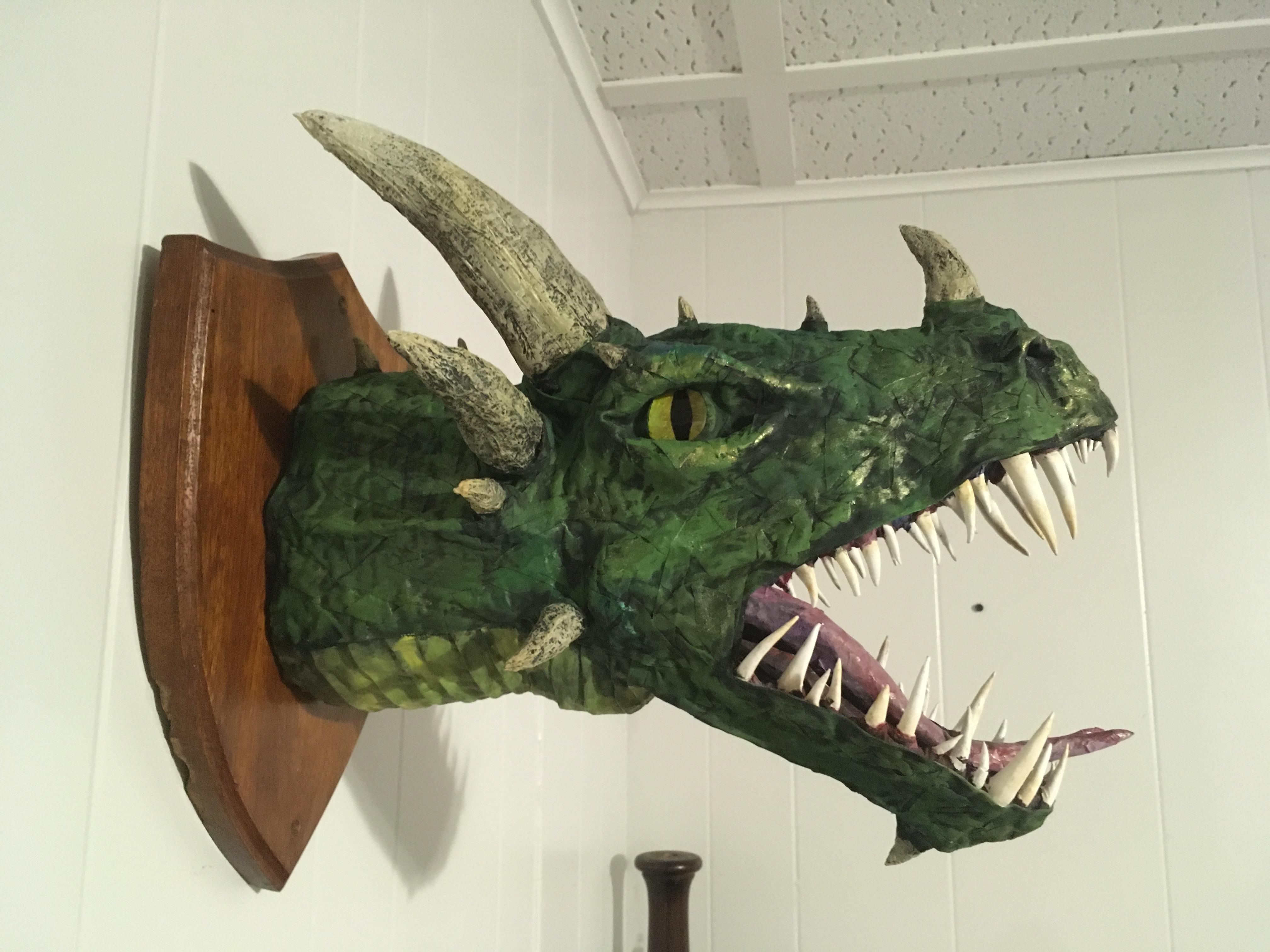 Cass Gordon green dragon