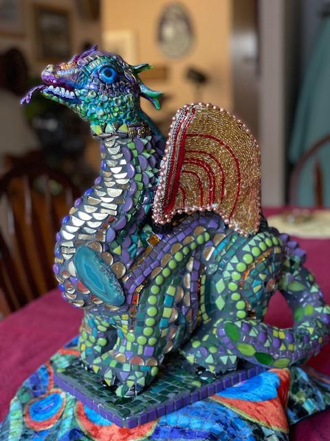 karen kingsley's pal tia dragon