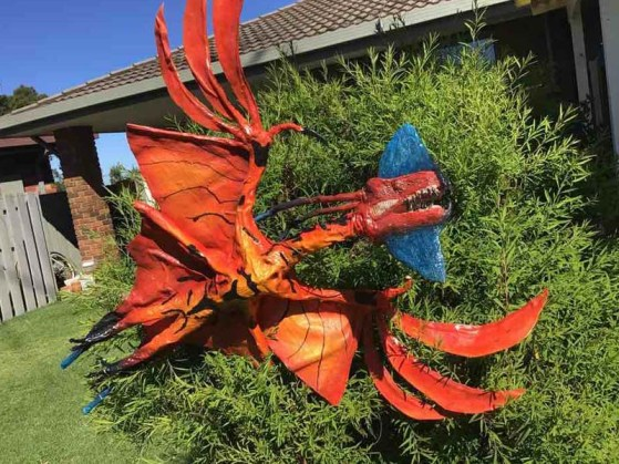 Leonopteryx-Mitch the creator copy